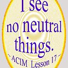 ACIM Lesson 17 by ACIM-LOVE