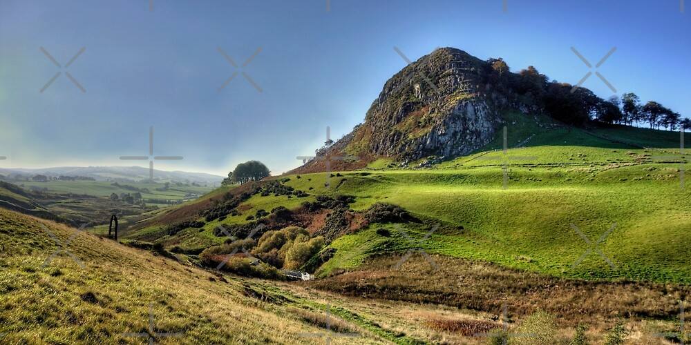 Loudoun Hill View by Tom Gomez
