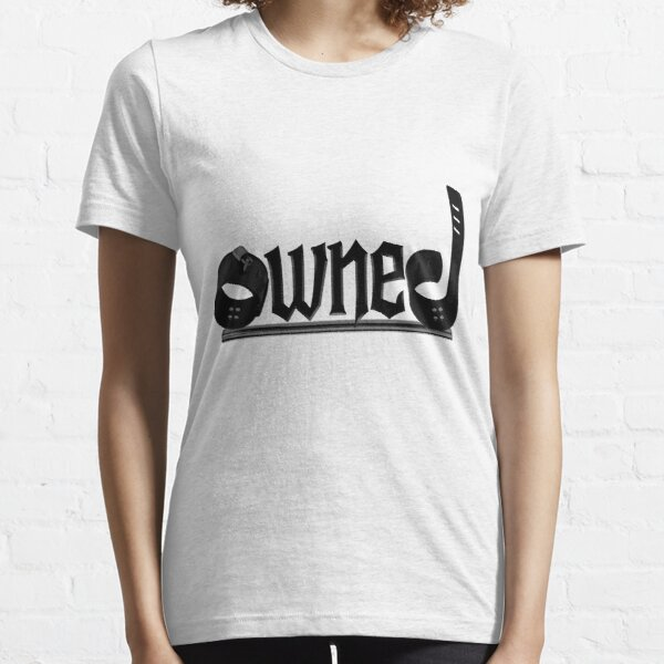 """""""Owned"""" BDSM Kink Submissive Dom/sub Essential T-Shirt"""