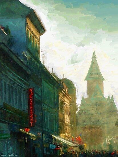 Timisoara by Remus Brailoiu