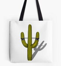 """""""Cactus Cuffs"""" BDSM Kink Dom/sub Spreader Bar Tote Bag"""