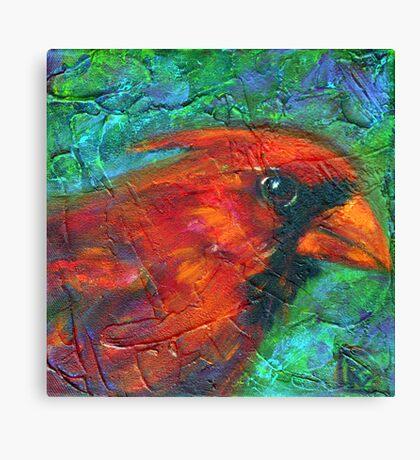 Reasons to Be Cheerful: Cardinals Canvas Print