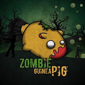 Zombie guinea pig by TICS