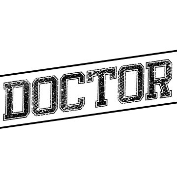 SUPER DOCTOR by WAMTEES