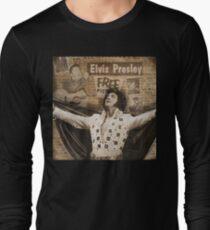 Vintage Elvis Presley Long Sleeve T-Shirt