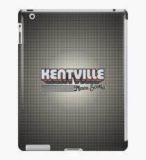 Kentville, Nova Scotia | Retro Stripes iPad Case/Skin