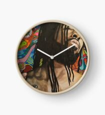 Serenity  Clock