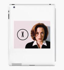 DANA SCULLY | THE (X) FILES iPad Case/Skin