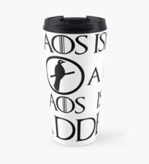 Chaos Ladder Travel Mug