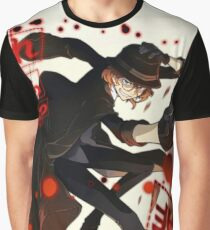 Chūya Nakahara - Bungou Stray Dogs Graphic T-Shirt