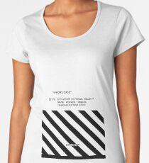 iphone white Women's Premium T-Shirt