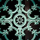 Teal Details, New Orleans by Bethany Helzer