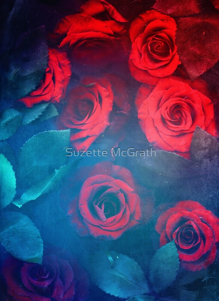 Roses are Red by Suzette McGrath