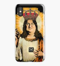 Our Lord Gaben T-Shirt iPhone Case/Skin