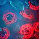Roses are Red (card) by Suzette McGrath