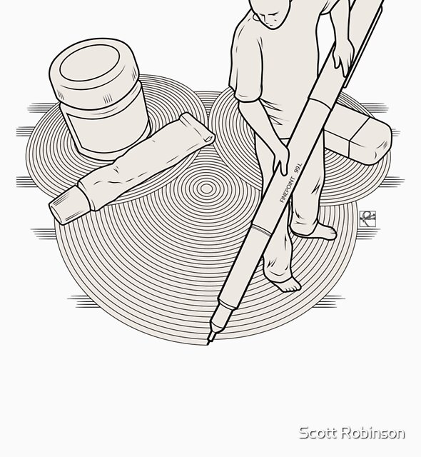 Drawing Zen by Scott Robinson
