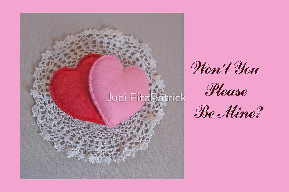 Valentine Be Mine by Judi FitzPatrick