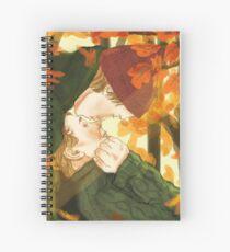Cuaderno de espiral ISAK + EVEN X AUTUMN