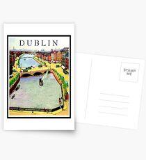 Dublin, Kapitol, Landschaftsansicht Postkarten
