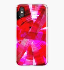 Pink Addict iPhone Case