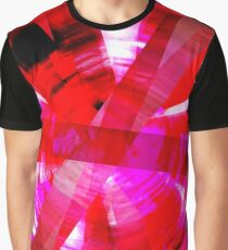 Pink Addict Graphic T-Shirt