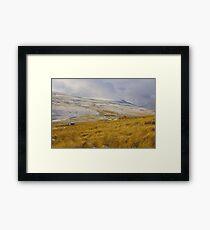 Burnt Moor - Birkdale Common #2 Framed Print