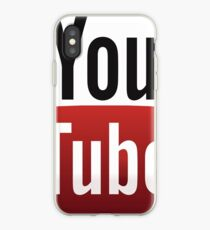 Youtube Logo Iphone Cases Covers For Xs Xs Max Xr X 8 8 Plus 7