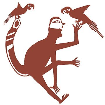 Meso-American Macaws by empken