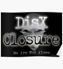 DisX Closure Poster
