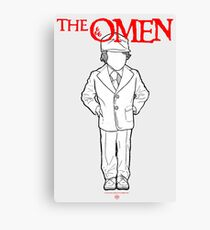 Omen - Classic Movies Canvas Print
