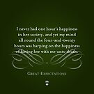 Great Expectations Quote by The Eighty-Sixth Floor