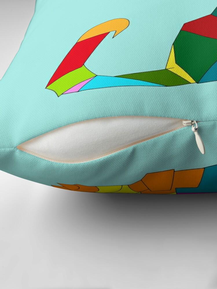 Alternate view of Colour Floor Pillow