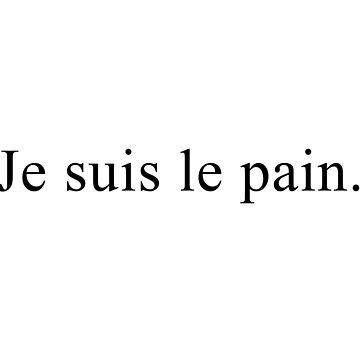 I am pain. by Sako-san