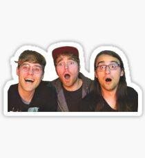 Pegatina Spooky Boys (Shane, Drew y Garrett)