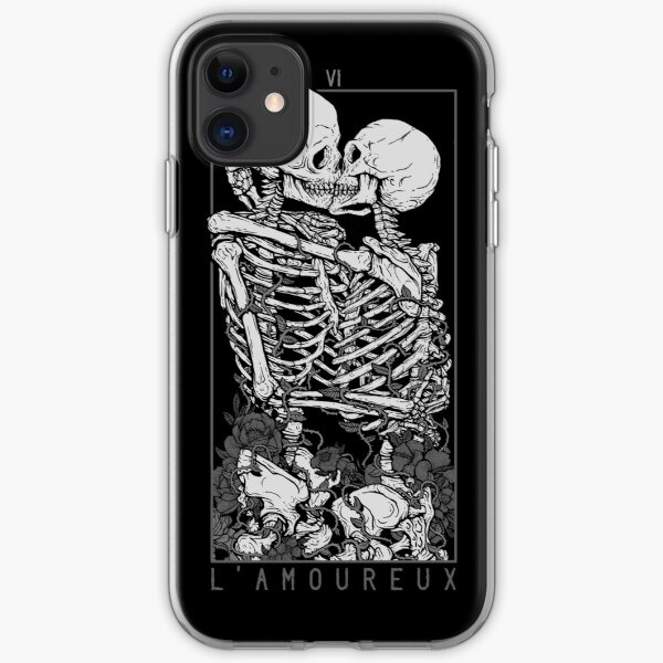 The Lovers iPhone Soft Case