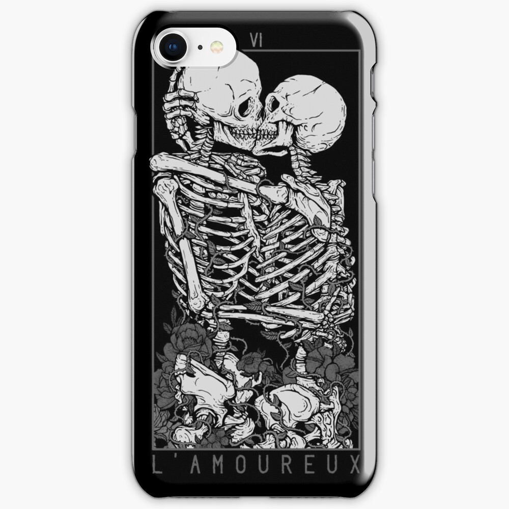 The Lovers iPhone Case & Cover