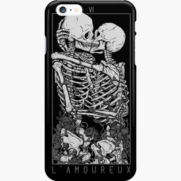 Les amoureux Coque rigide iPhone