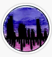 CityScapes Sticker