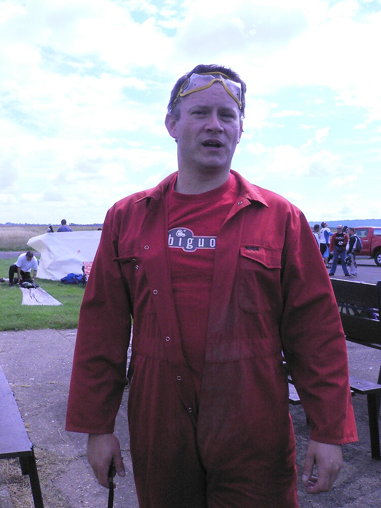 Langar Airfield 6th July 2007 by smallville
