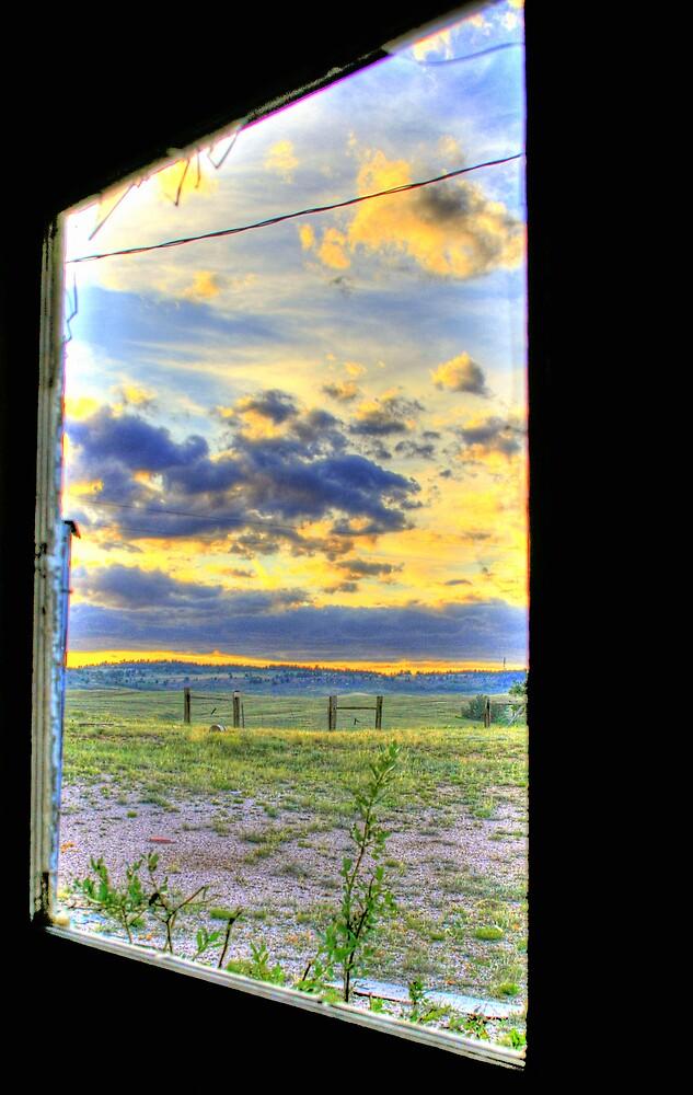 Side window to life by Rase Littlefield