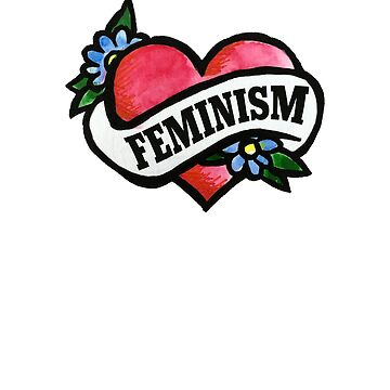 Feminism by Boogiemonst