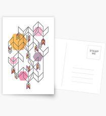 Unfinished  Postcards