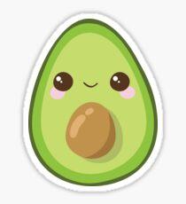 Cutest Avocado Ever Sticker