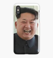 kim jon jung iPhone Case/Skin