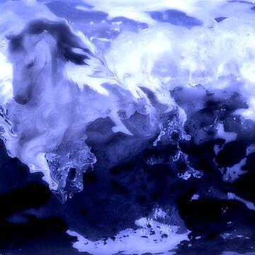 Stallion Of The Sea by StarKatz