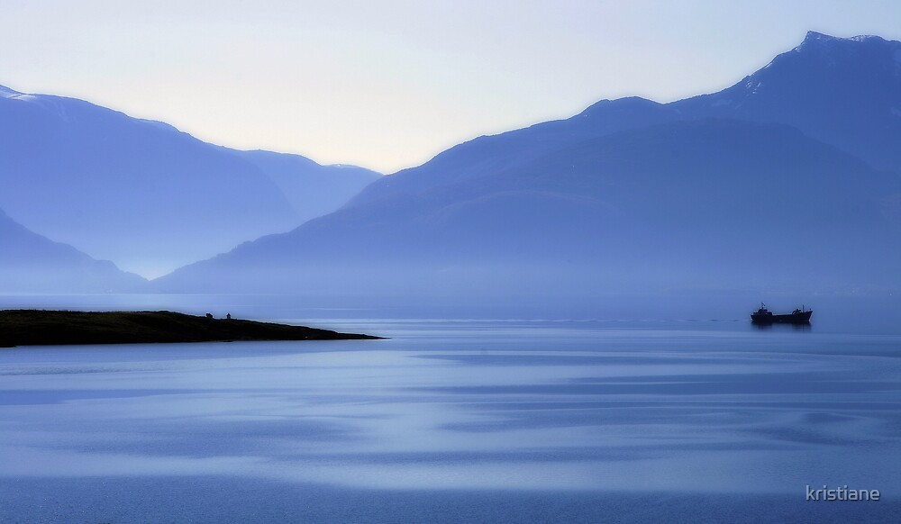 Blue Morning by kristiane