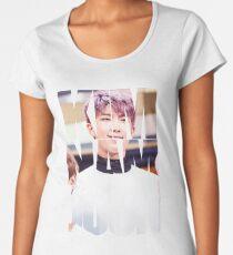 Kim Namjoon (RM) BTS Frauen Premium T-Shirts