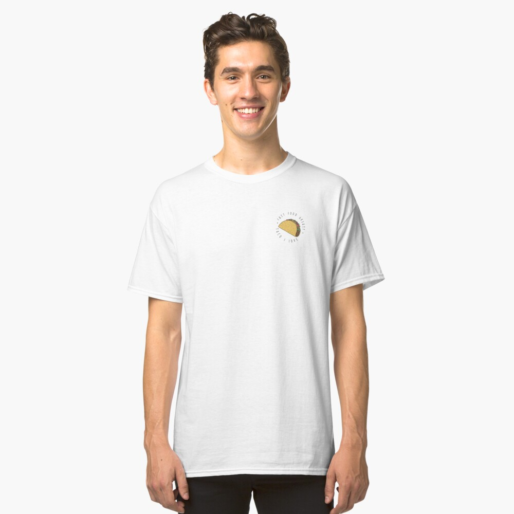 twenty one pilots tb saga Classic T-Shirt Front