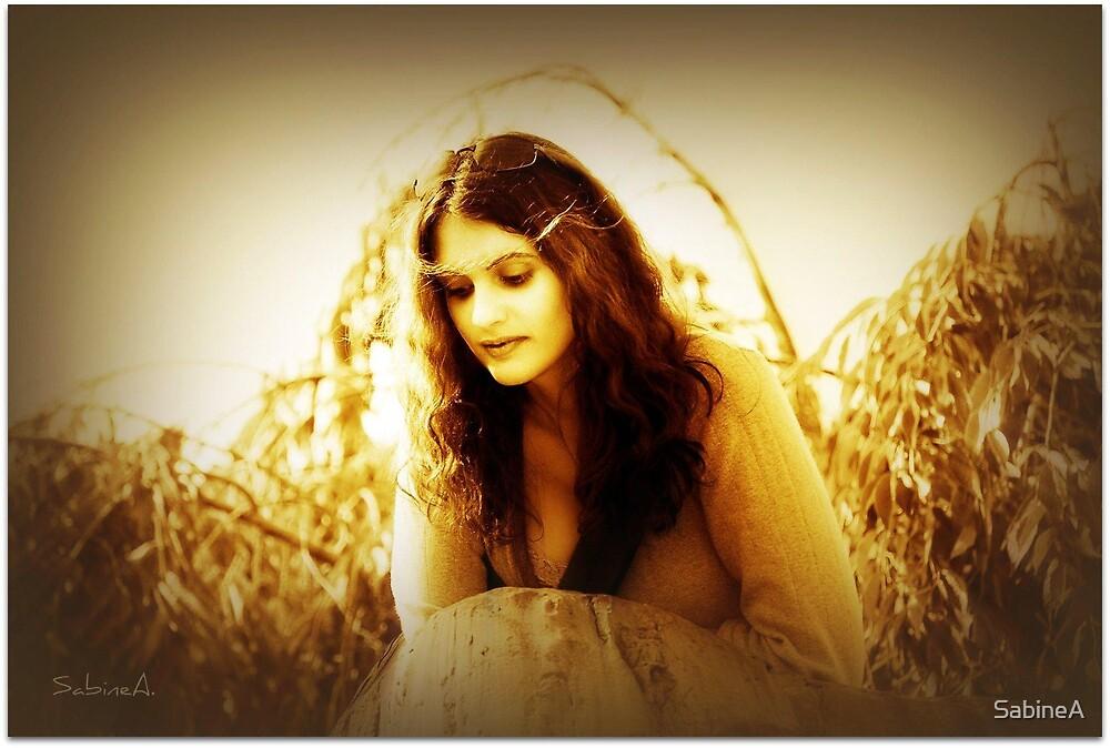 Earth Angel by SabineA