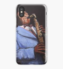 Charlie Parker iPhone Case/Skin